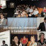 2nde rencontre, Réseaux sociaux d'entreprises et déploiement à l'international
