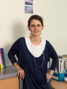 Aurélie DUDEZERT, Maître de Conférences-HDR à l'Ecole Centrale de Paris