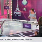 La tendance du moment: le réseau social, nouvel enjeu des Ressources Humaines, dans Paris est à vous – 23/06