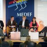 CFDT, CGT, OSI, Sorbonne & digital : Expériences croisées