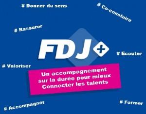 FDJ+ accompagner la prise en main du réseau social entreprise
