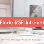 Résultats de l'Étude RSE-Intranet